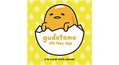 Gudetama 12x12 Monthly Wall Calendar (Item # DDW255)