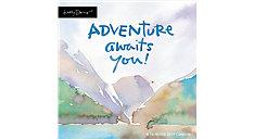 Kathy Davis Adventure Wall Calendar (Item # DDW258)