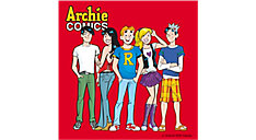 Archie Comics 12x12 Monthly Wall Calendar (Item # DDW272)