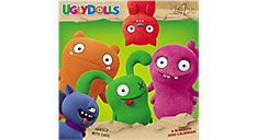 UglyDolls Movie 12x12 Monthly Wall Calendar (Item # DDW276)