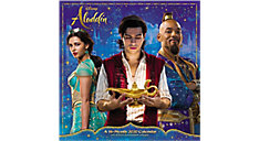 Disney Aladdin Live Action 12x12 Monthly Wall Calendar (Item # DDW285)