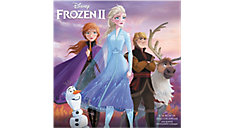 Disney Frozen 2 12x12 Monthly Wall Calendar (Item # DDW287)