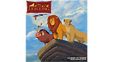 Disney The Lion King 12x12 Monthly Wall Calendar (Item # DDW288)