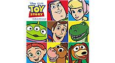 Disney PIXAR Toy Story 4 12x12 Monthly Wall Calendar (Item # DDW290)