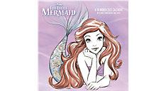 Disney The Little Mermaid 30th Anniversary 12x12 Monthly Wall Calendar (Item # DDW298)