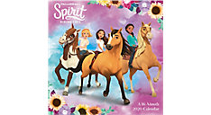 Spirit Riding Free 12x12 Monthly Wall Calendar (Item # DDW321)