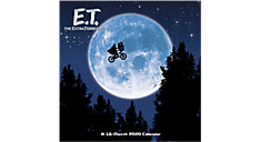 E.T. 12x12 Monthly Wall Calendar (Item # DDW328)