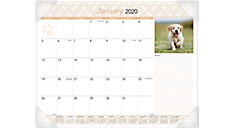 Puppies Monthly Desk Pad (Item # DMD166)