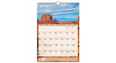 Scenic Monthly Wall Calendar (Item # DMW200)