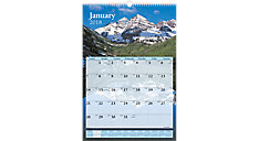 Scenic Monthly Wall Calendar (Item # DMW201)