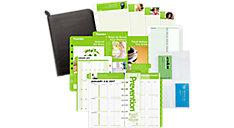 Prevention 2-Page-Per-Week Set Desk Size (Item # DTP601)