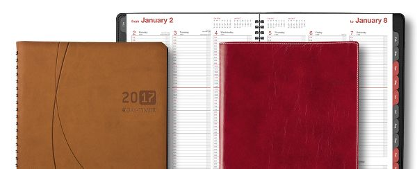 Day Planners | Personal Planners & Calendars | Day-Timer