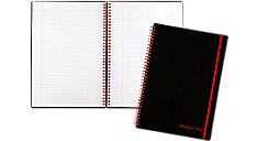 Ruled Business Notebook (Item # E67008)