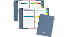 Weekly-Monthly Planner with Zipper Pouch (Item # EL100-200)