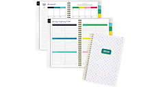 Customizable Weekly-Monthly Small Planner (Item # EL100-201)