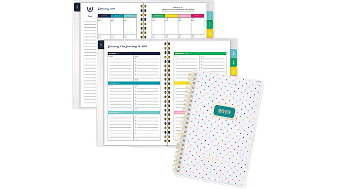 Emily Ley Customizable Weekly-Monthly Small Planner  (EL100-201)