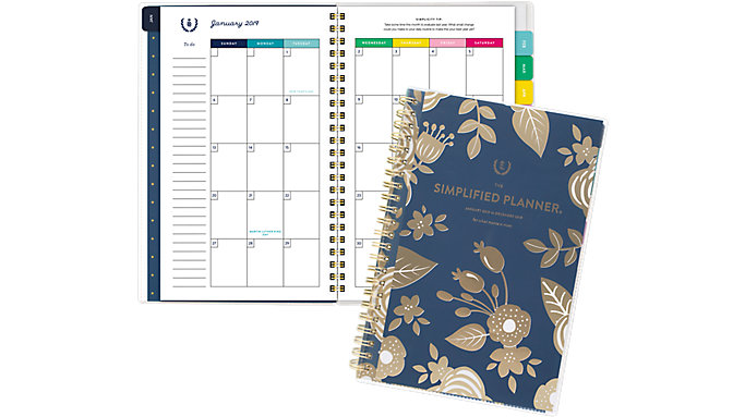 Emily Ley Customizable Monthly Planner  (EL100-202)
