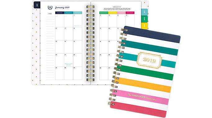 Emily Ley Monthly Pocket Planner  (EL100-302)