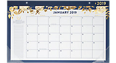 Compact Monthly Desk Pad (Item # EL100-705)