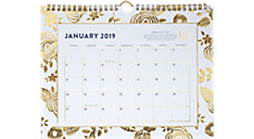 Monthly Mini Wall Calendar (Item # EL100-709)