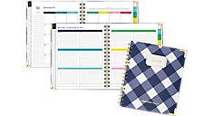 Weekly-Monthly Medium Hardcover Planner (Item # EL100-805)