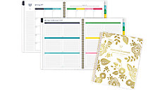 Customizable Weekly-Monthly Large Planner (Item # EL100-901)