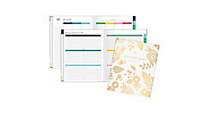 Weekly-Monthly Large Hardcover Planner (Item # EL100-903)