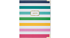 Weekly-Monthly Large Hardcover Planner (Item # EL101-903)