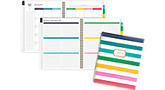 Weekly-Monthly Large Planner (Item # EL101-905)