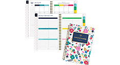 Weekly-Monthly Small Planner (Item # EL105-200)