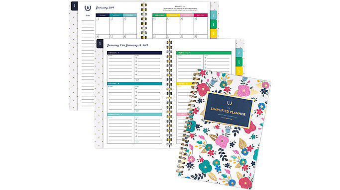Emily Ley Weekly-Monthly Small Planner  (EL105-200)
