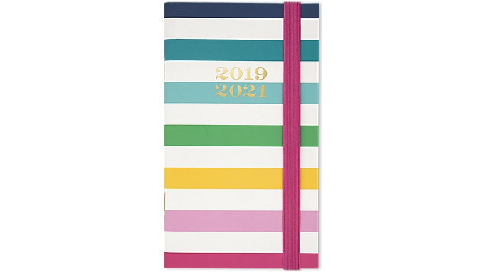 Emily Ley Simplified Academic 2-Year Monthly Pocket Planner  (EL200-021A)