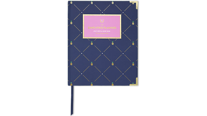 Emily Ley Simplified Academic Weekly-Monthly Large Planner  (EL200-903A)