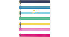 Simplified Academic Weekly-Monthly Large Planner (Item # EL201-905A)