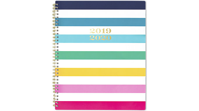 Emily Ley Simplified Academic Weekly-Monthly Large Planner  (EL201-905A)