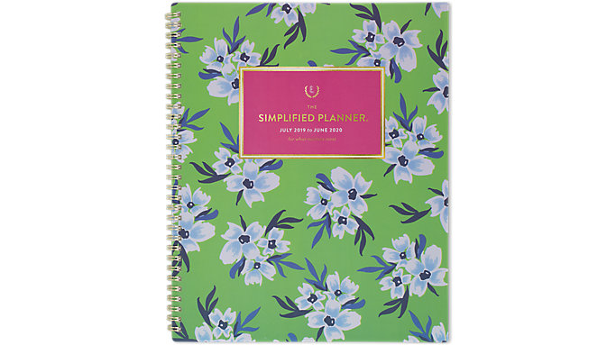 Emily Ley Simplified Academic Weekly-Monthly Large Planner  (EL203-905A)