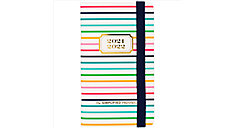 Simplified for AT-A-GLANCE Thin Happy Stripe 2-Year Monthly Planner (Item # EL50-021)