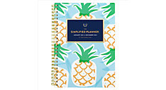 Simplified for AT-A-GLANCE Pineapple Weekly-Monthly Planner (Item # EL53-200)