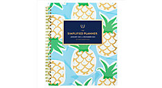 Simplified for AT-A-GLANCE Pineapple Weekly-Monthly Planner (Item # EL53-805)