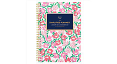 Simplified for AT-A-GLANCE Floral Weekly-Monthly Planner (Item # EL55-200)