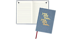 The Chambray Affirmation Journal (Item # EM100-406)