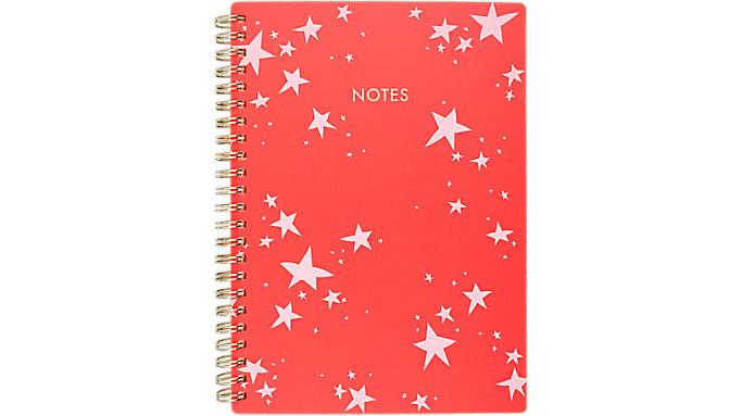 Emily + Meritt The Artist Star Small Notebook  (EM101-405)