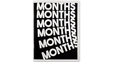 Monthly The Months & Months Planner (Item # EM200-091A)