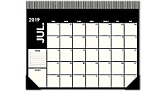 Academic The Large Desk Pad Calendar (Item # EM200-704A)