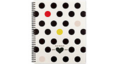 Monthly The Pop Color Polka Dot Planner (Item # EM201-900A)