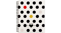 Weekly-Monthly The Pop Color Polka Dot Planner (Item # EM201-905A)
