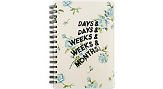 Weekly-Monthly The Vintage Floral Planner (Item # EM202-200A)