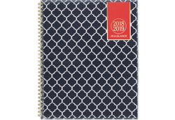 AT-A-GLANCE Emma modern navy design Planner