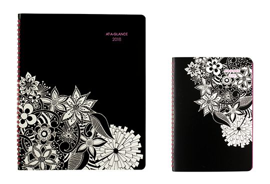 FloraDoodle Planner by AT-A-GLANCE