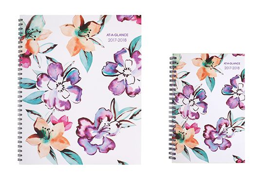June Design Planner by AT-A-GLANCE